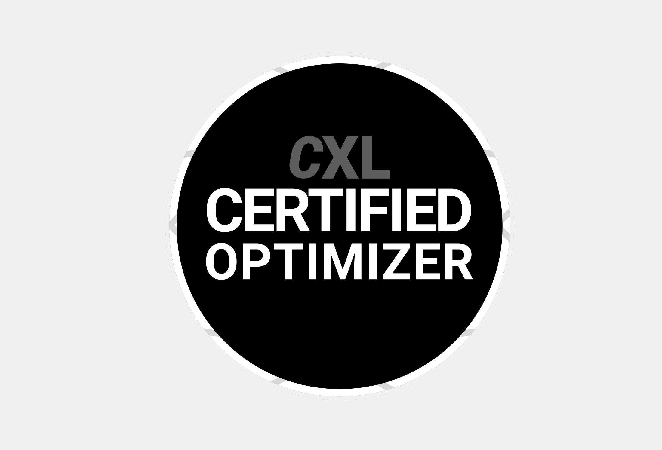 George-Kapernaros-CXL-Optimizer
